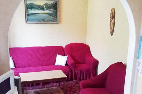 Сдается 2-комнатная квартира посуточно в Брянске, улица Фокина, 65.