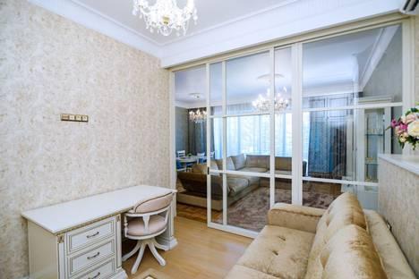 Сдается 3-комнатная квартира посуточно в Сочи, Курортный проспект, 105.