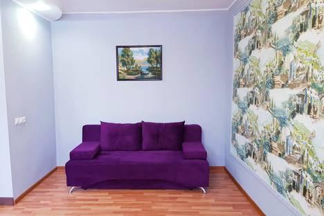 Сдается 2-комнатная квартира посуточно в Абакане, улица Щетинкина, 80.