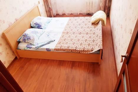 Сдается 2-комнатная квартира посуточно в Якутске, улица Петра Алексеева, 21.