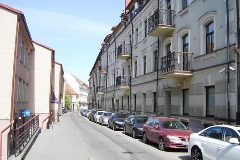 Сдается 1-комнатная квартира посуточно в Вильнюсе, Vilnius, Šv. Stepono gatvė, 7.