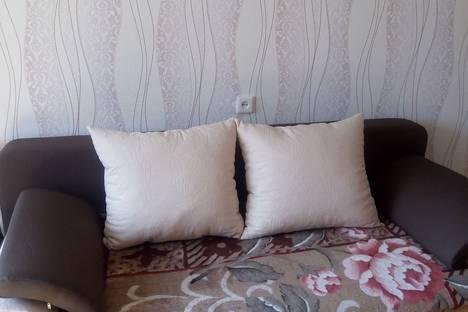 Сдается 1-комнатная квартира посуточно в Ижевске, улица Дзержинского, 4.