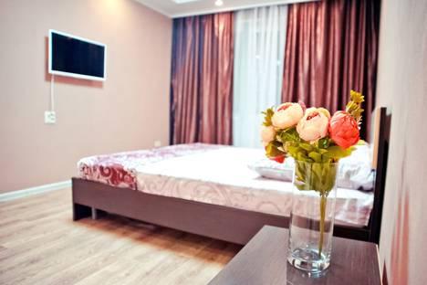 Сдается 1-комнатная квартира посуточно в Магнитогорске, проспект Карла Маркса, 157.