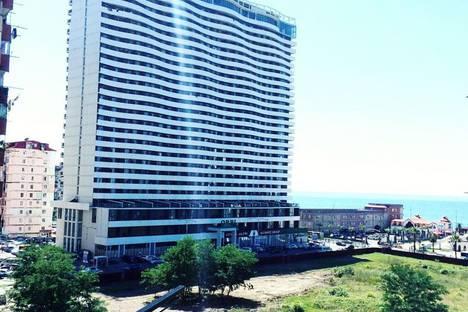 Сдается 2-комнатная квартира посуточно в Батуми, Batumi, Inasaridze Street, 16.