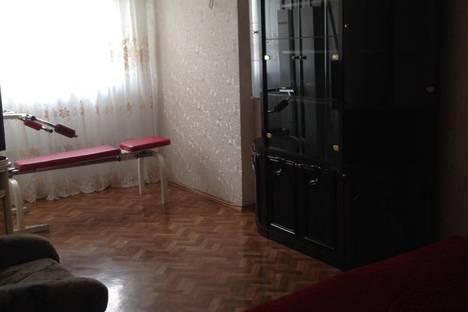 Сдается 2-комнатная квартира посуточно в Адлере, улица Голубые Дали, 4.