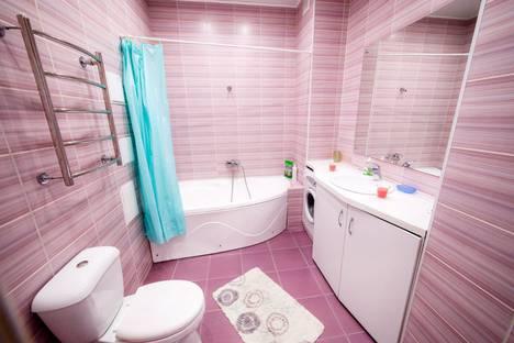 Сдается 2-комнатная квартира посуточно в Кемерове, проспект Московский, 16.