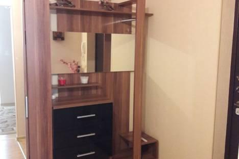 Сдается 2-комнатная квартира посуточно в Краснодаре, улица Карякина, 20.