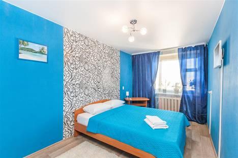 Сдается 2-комнатная квартира посуточно, улица Широтная, 23.