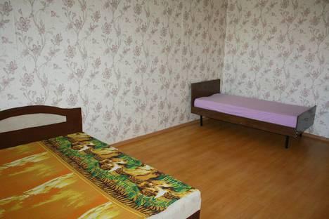 Сдается 2-комнатная квартира посуточно в Щёлкове, Пушкино 2-Й Надсоновский проезд д3.