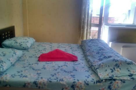 Сдается 1-комнатная квартира посуточно в Пушкино, 2-й Фабричный проезд, 16.