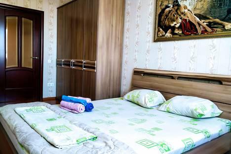 Сдается 3-комнатная квартира посуточно в Минске, улица Есенина, 64.