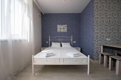 Сдается 1-комнатная квартира посуточно в Адлере, Верхне-Имеретинская Бухта, улица Хуторская, 63.