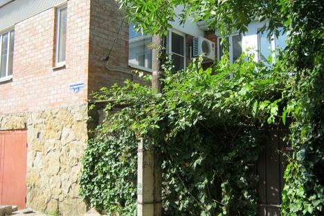 Сдается коттедж посуточно в Анапе, Студенческий переулок, 6.