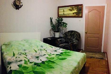 Сдается 3-комнатная квартира посуточно в Геленджике, улица Полевая, 22.