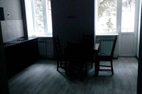 Сдается 3-комнатная квартира посуточно в Домбае, улица Аланская 25.