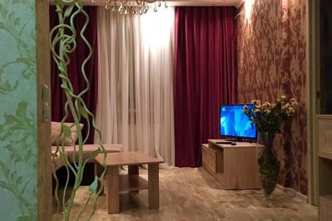 Сдается 3-комнатная квартира посуточно в Краснодаре, улица Сормовская, 208.