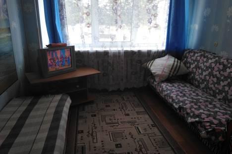 Сдается 1-комнатная квартира посуточно в Печорах, улица Мелиораторов, 18.