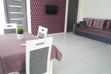 Сдается 2-комнатная квартира посуточно в Лиде, СОВЕТСКАЯ 28.
