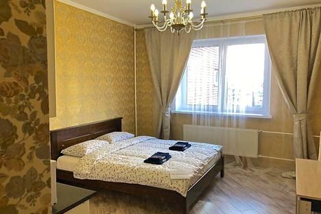 Сдается 1-комнатная квартира посуточно в Подольске, Микрорайон Родники, 2.