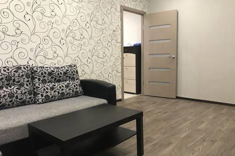 Сдается 1-комнатная квартира посуточнов Ухте, проезд Строителей д.21.