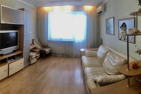 Сдается 1-комнатная квартира посуточно в Новороссийске, улица Героев Десантников, 20.