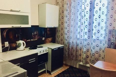 Сдается 1-комнатная квартира посуточно в Новом Уренгое, улица Губкина 21.