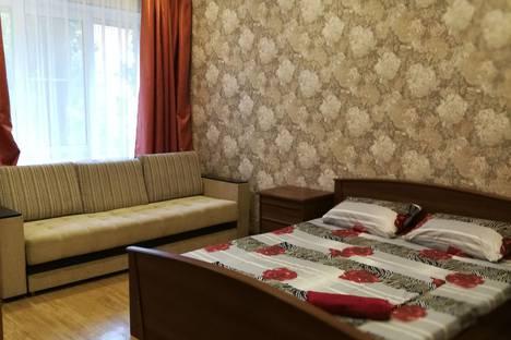 Сдается 1-комнатная квартира посуточно в Волгограде, Рабоче-Крестьянская улица, 7.