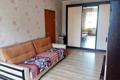 Сдается 1-комнатная квартира посуточно в Краснодаре, Березовый, целиноградская улица, 4/2.