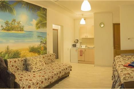 Сдается 1-комнатная квартира посуточно в Железнодорожном, ул. Лесопарковая, 17.