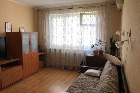 Сдается 1-комнатная квартира посуточно в Таганроге, улица Розы Люксембург, 50.