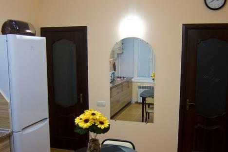 Сдается 1-комнатная квартира посуточно, Пушкинская, 13.