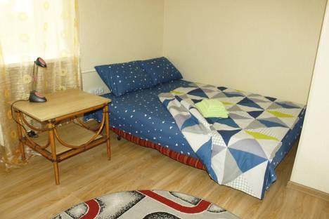 Сдается 1-комнатная квартира посуточно в Минске, улица Золотая горка, 13.