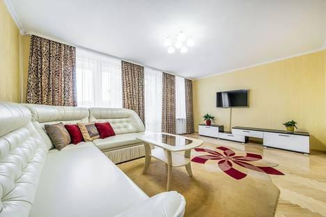 Сдается 2-комнатная квартира посуточно в Минске, проспект Независимости, 80.