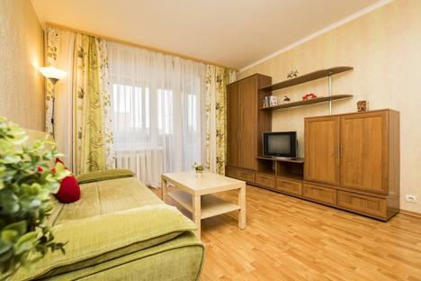 Сдается 1-комнатная квартира посуточно в Нижнем Новгороде, улица Родионова, 189/24.