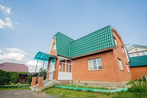 Сдается коттедж посуточно в Казани, улица Хансувар, 2.