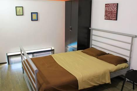 Сдается 3-комнатная квартира посуточно, Tbilisi, Platon Ioseliani Street, 40.