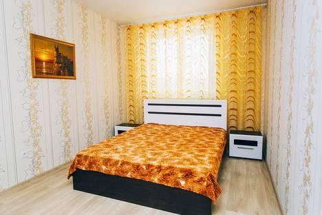 Сдается 1-комнатная квартира посуточно в Ульяновске, улица Аблукова, 4 - АШАН.