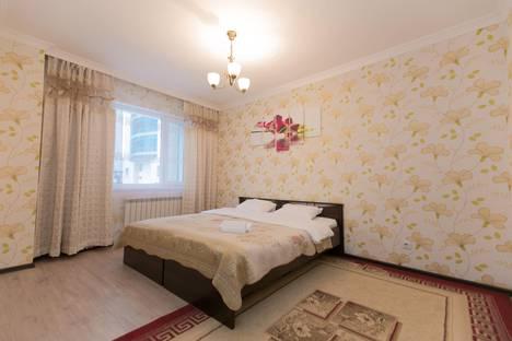 Сдается 2-комнатная квартира посуточно в Нур-Султане (Астане), улица Сарайшык, 5е.