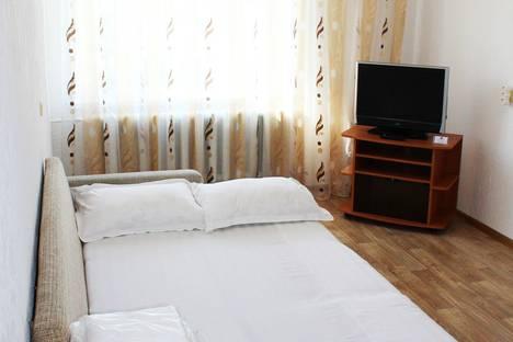 Сдается 1-комнатная квартира посуточно в Костанае, улица Баймагамбетова, 189.