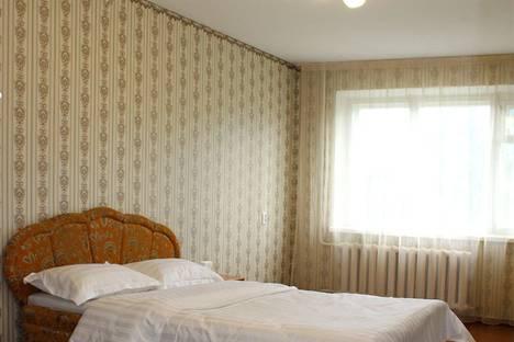 Сдается 2-комнатная квартира посуточно в Костанае, улица Волынова, 12.