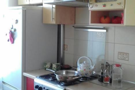 Сдается 2-комнатная квартира посуточно в Борисове, улица Краснознаменная.