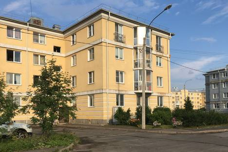 Сдается 1-комнатная квартира посуточно в Пушкине, Гусарская улица, 8 корпус 8.
