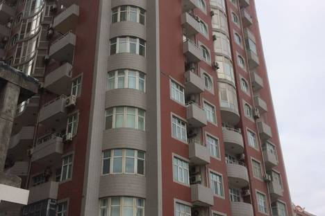 Сдается 2-комнатная квартира посуточно, Həsən Salmani 5.