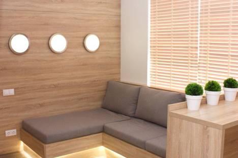 Сдается 1-комнатная квартира посуточно в Зеленоградске, Гагарина улица, 69.