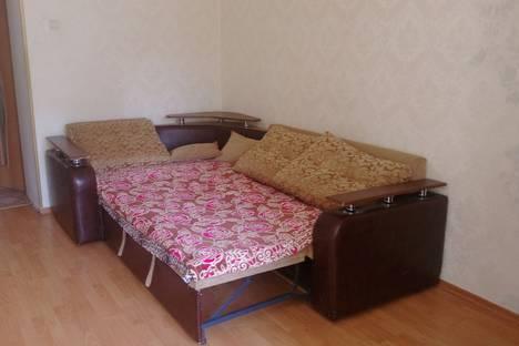 Сдается 1-комнатная квартира посуточно во Владикавказе, улица Генерала Дзусова 9.
