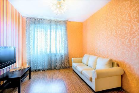 Сдается 2-комнатная квартира посуточно в Новокузнецке, улица Запорожская, 21Б.