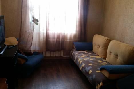 Сдается 1-комнатная квартира посуточно в Барнауле, 4-я Западная улица, 29А.