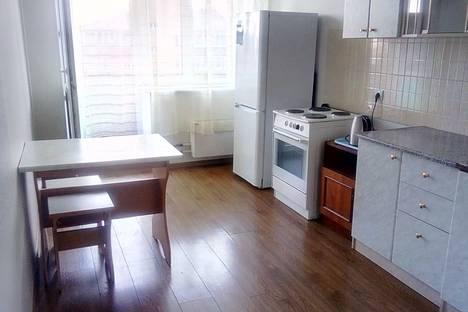Сдается 1-комнатная квартира посуточно в Улан-Удэ, улица Трубачеева, 152а.