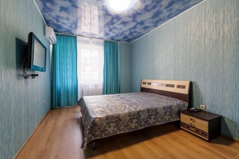 Сдается 2-комнатная квартира посуточно в Воронеже, улица Нижняя, 73.