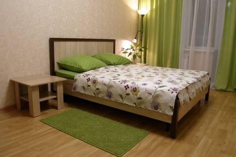 Сдается 1-комнатная квартира посуточно в Ростове, улица Коммунаров, 35.